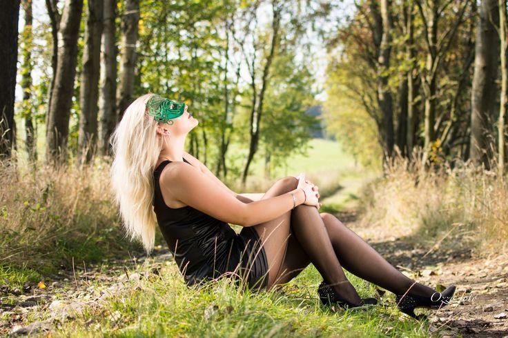Blonde girl by Jaroslav Vozka on 500px