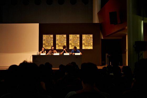 Congreso Internacional de Tipografía http://www.areacreativa.es/blog/como-sobrevivir-disenando-tipos