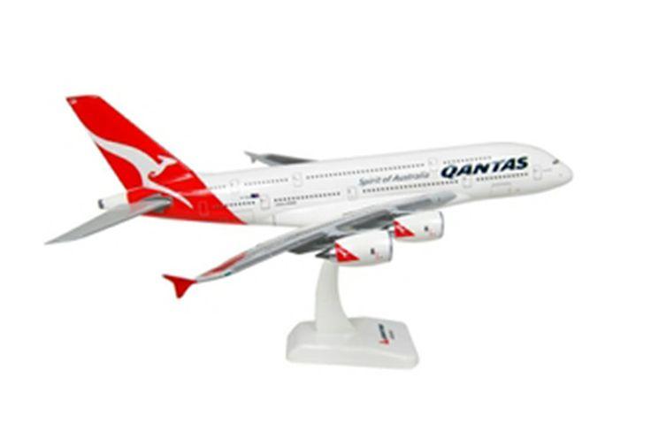 Hogan pesawat terbang Qantas Airbus A380 - 36 cm 760rb