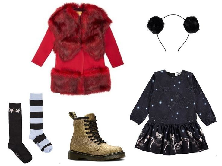 HALLOWEEN #OOTD Brands included: Isossy Children, molo and Dr Martens www.alegremedia.co.uk #alegremedia