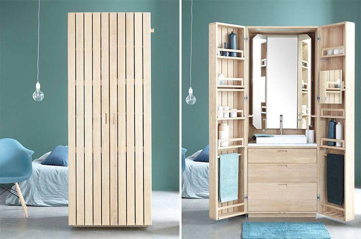 Tiny Bathroom in a Box – Fubiz Media