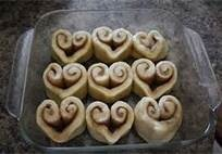 These are going to make yummy cinnamon buns