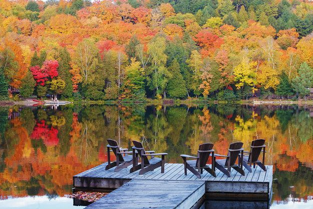 Huntsville: All the best of Muskoka in one place | 14 Ontario Towns Bursting With Fall Charm
