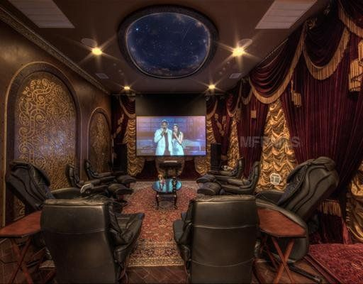 17 best images about cinema interiors on pinterest - Home cinema lyon ...