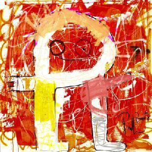 Poul Pava, canvas 120x120 (pris i danska kronor)