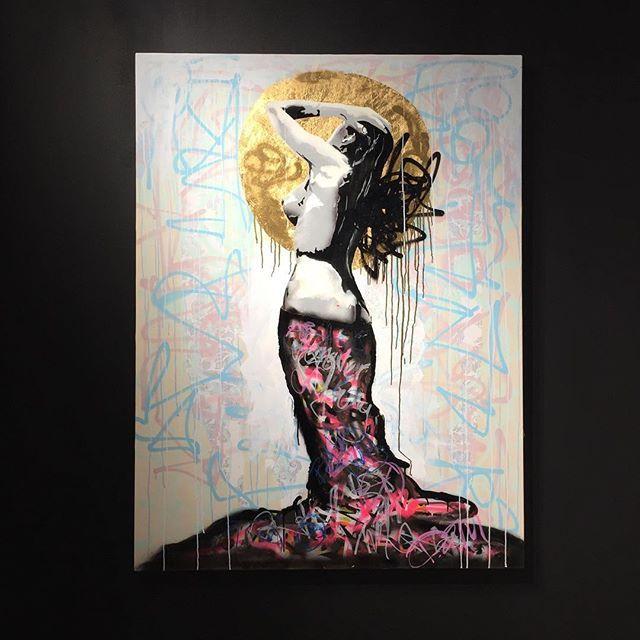 London Street Artist Dom Pattinson work AVAILABLE at Oliver Cole Gallery Miami For inquiries, contact us info@olivercolegallery.com . . . . . . #contemporaryart #streetart #modernart #urbanart #painting #mural #london #artist #modern #art #artgallery #miami #wynwood #miamibeach #brickell #downtownmiami #femme #uk #style #fashion #design #interiordesign #interiors #newyork #la #lasvegas #nyc #paris #dubai #hongkong @artbydom