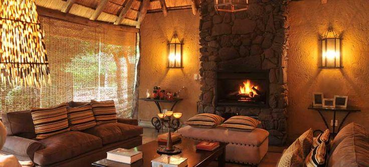 Savanna Lodge's main lounge, Sabi Sand Reserve. http://www.pridelodges.com/index.php/game-lodges/luxury/savanna/