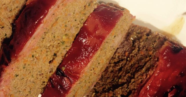 "Meatloaf (based on Pete Evans ""My Meatloaf"" from his Family Food Paleo cookbook)"