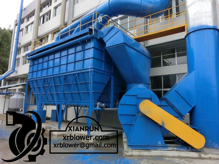 Electrostatic Dust Collector Centrifugal Fan by Xianrun Blower, www.lxrfan.com  Electrostatic dust collector is a new way of processing small dust scattered points. This electrostatic dust collector uses the exhaust duct or enclosed hood as counter electrode, which connect high voltage power supply and form electric field.