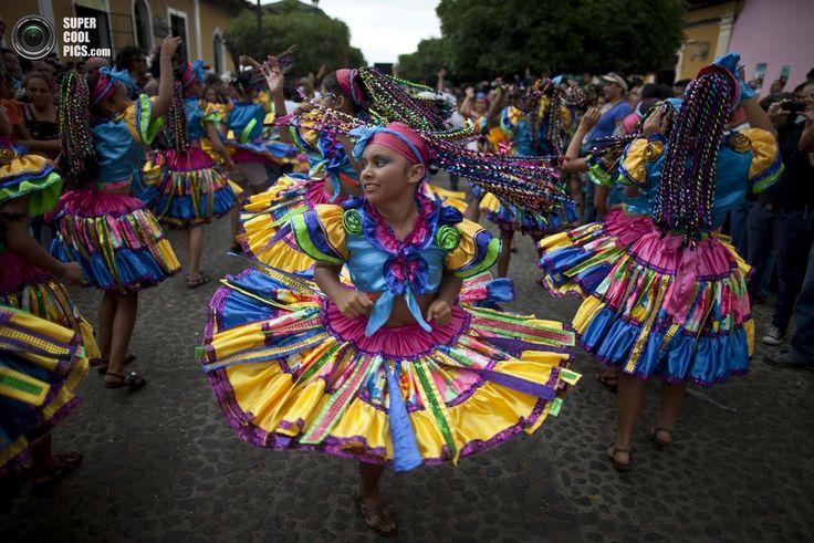 9-й Международный фестиваль поэзии в Никарагуа (7 фото) — SuperCoolPics