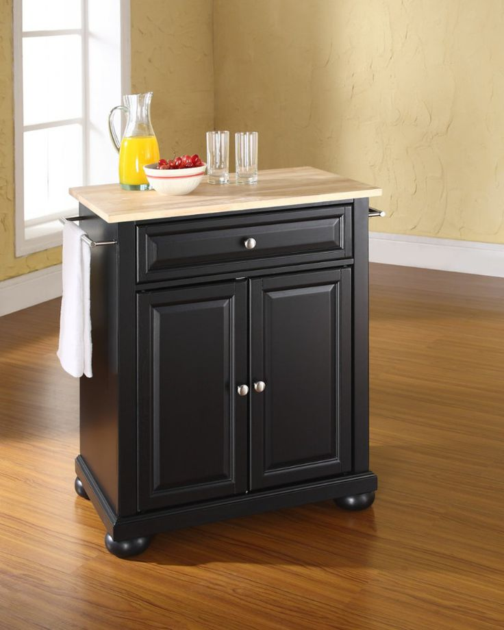 Black Kitchen Bin Sale: Best 25+ Portable Island Ideas On Pinterest