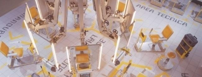 Progettazione Showroom Spidercut