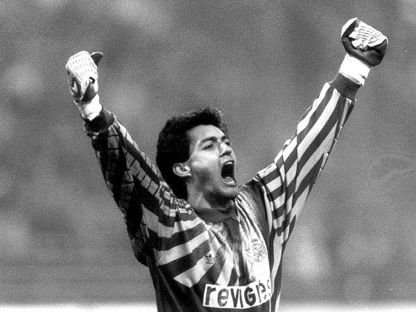 Fútbol Internacional Recopilación: Vitor Baía