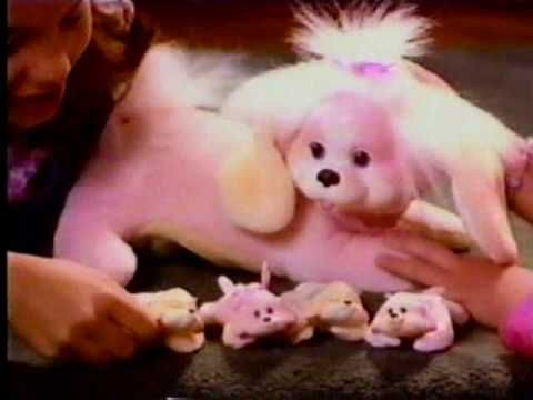1991 Puppy Surprise Commercial. I think my sister had one.