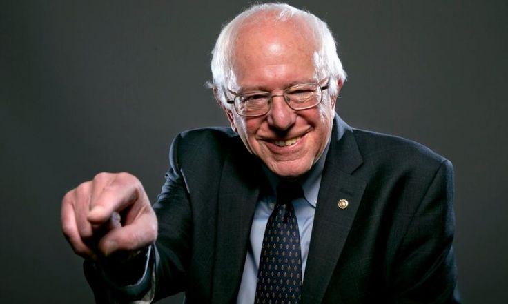 """Sanders told the Guardian he was """"not as pessimistic as Noam is"""". """"He's right, we live in an increasingly oligarchic form of society, where billionaires are able to buy elections and candidates, and it is very difficult, not just for Bernie Sanders but for any candidate who represents working families,"""" the senator said. """"But I think the situation is not totally hopeless, and I think we do have a shot to win this thing."""""""