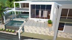 3D Model of Nautic Mansion