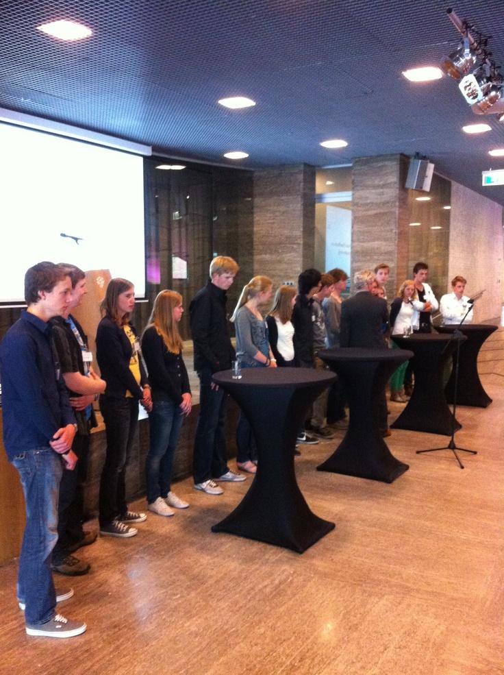 Afsluitende bijeenkomst High Tech Room 2011