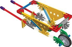 K'nex Wheelbarrow project