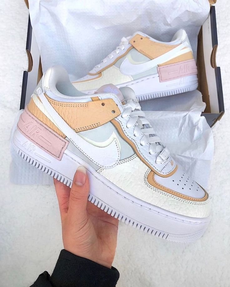 We just can't get enough of the Nike Air Force 1 Shadow, what's ...