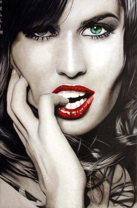 cinziapellin | galleries padova 2012 cinzia pellin olio su tela cinzia pellin fammi ...