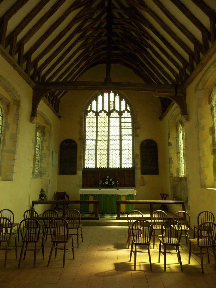 The Church of St Mathew at Warehorne, Kent England, so simple but so beautiful, built in 1200, for my friend Nancy <3