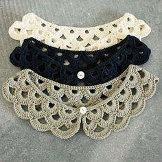 [Envelope Online Shop] Crochet collar kit MOORIT