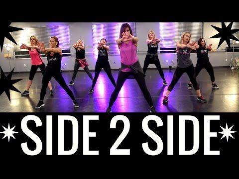 Side to Side by Nicki Minaj. SHiNE DANCE FITNESS - YouTube