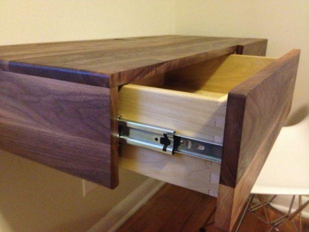 Walnut Floating Desk Image 1329931488 Jpg Home Desk