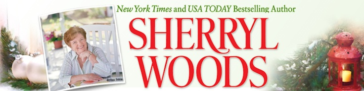 Sherryl Woods is a wonderful author, I get so wrapped up in following the lives of the O'Briens, and I love the Charleston Trilogy.