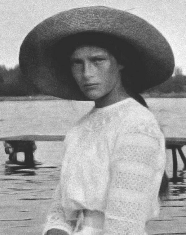 TATIANA ROMANOV: GRAND DUCHESS TATIANA NIKOLAEVNA OF RUSSIA