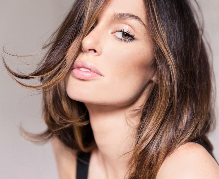 """""""When you're pregnant, you're just glorious. You look so dewy and glow-y. Pregnancy is like the best beauty secret."""" - Nicole Trunfio"""