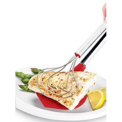 Cuisipro - szczypce do ryb silikonowo-stalowe