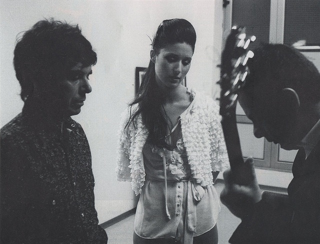 Fernando Cabrera y Francisca Valenzuela