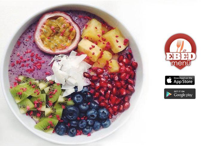 Meat Free Monday! Ha ti is csatlakoznátok a húsmentes hétfő kezdeményezéshez, keressetek húsmentes ételeket az ingyenesen letölthető Ebédmenü alkalmazásban! #ebedmenu #ebedmenu.hu #healthy #meatfreemonday #app #gasztro #konyha #egészség