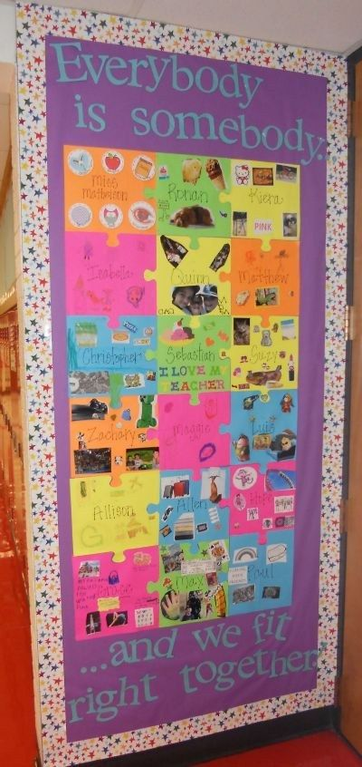 A Perfect Fit | Community Post: 31 Incredible Bulletin Boards For Back To School
