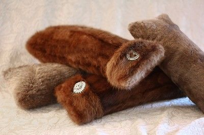 Preserving Our History - Repurposing Vintage Fur Coats
