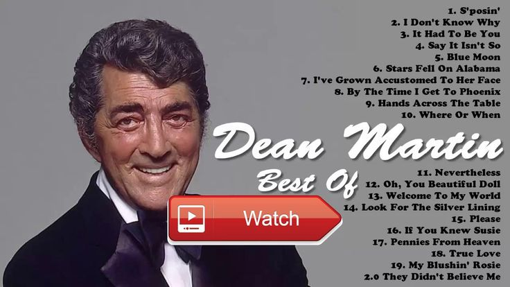 Dean Martin Best Of Collection Dean Martin Songs Playlist Cover Greatest Hits  Dean Martin Best Of Collection Dean Martin Songs Playlist Cover Greatest Hits