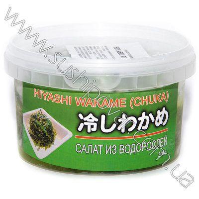 Японский салат кунжутное масло