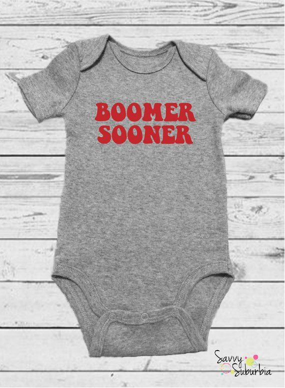 223200b9e Baby Onesie   University of Oklahoma Baby   University of Oklahoma ...