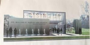 Hampton University President Dr. William R. Harvey will be honored by his alma mater, Talladega College, and will join officials as they break ground on a brand new art museum that will carry his name.  Dr. Harvey's long-standing and generous giving to Talladega College, which graduated him at the start of a memorable, historic life journey, is being recognized with the groundbreaking ceremony on The William R. Harvey Art Museum.