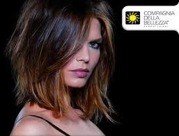 cute ombre for short hair