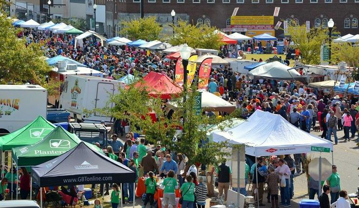 Travel | Mississippi | Fall Festival | Unique Mississippi Festivals | Day Trip | Attraction | Festival
