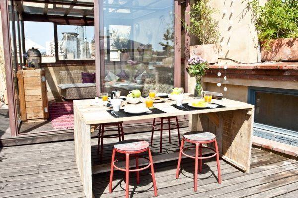 Barcelona - Borne Penthouse with Terrace - http://www.bookapart.com/pl/apartamenty-barcelona/cr137br-borne-penthouse-with-terrace-barcelona1_ID6086