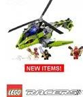 #Lego_Racers