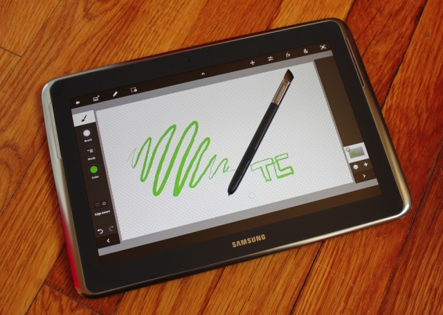 Samsung's 8-inch Galaxy Note Tablet