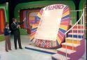 Bob Barker introduces Plinko - Courtesy CBS