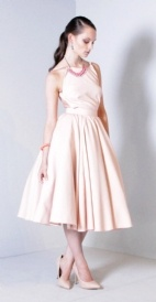 Dolly Dress with underskirt