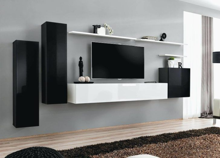 interior design composition murale tv