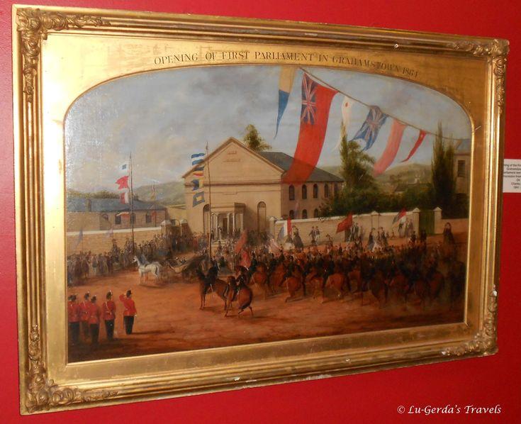 Historical grahamstown | Lu-Gerda's Travels: Grahamstown : Albany History Museum