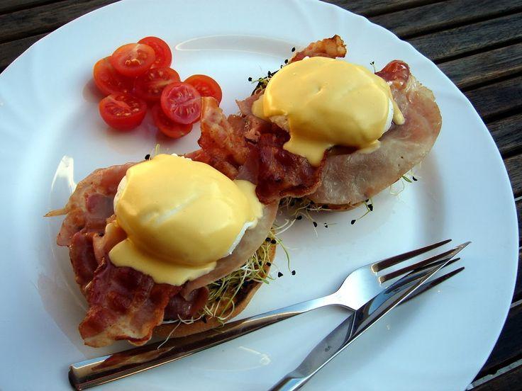 Nem vagyok mesterszakács: Eggs Benedict Supreme /Benedek tojás gazdagon